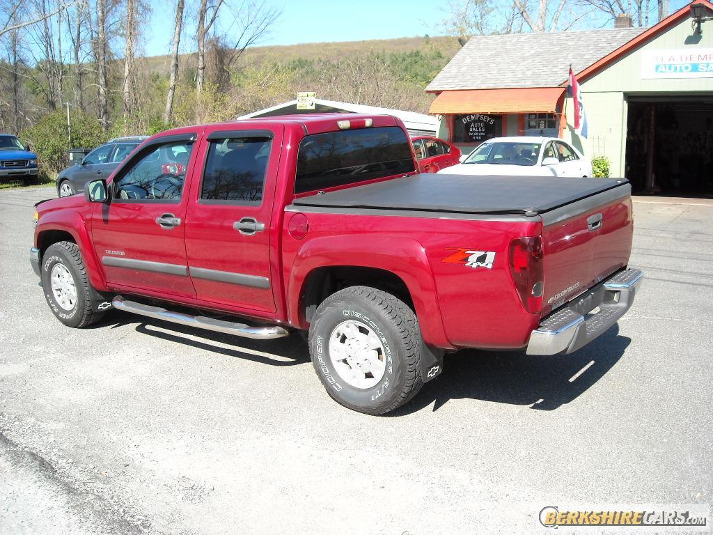 Colorado 2005 chevrolet colorado parts : Chevy Colorado, Crew Cab